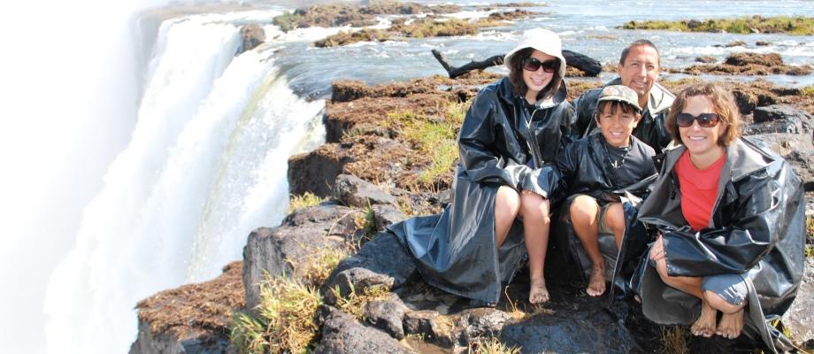 Victoria Falls Climate