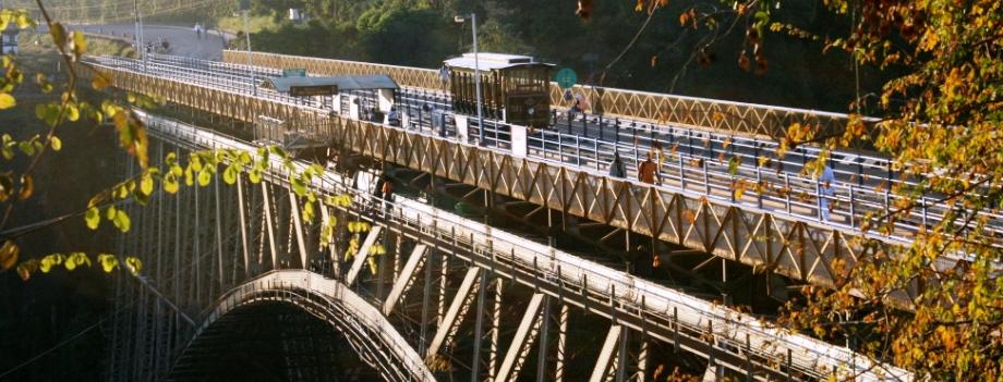 History of Victoria Falls Bridge