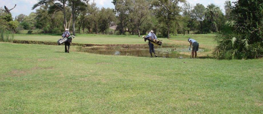 Victoria Falls Golf Course