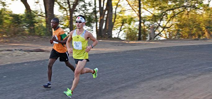 Image Credit: Vic Falls Marathon