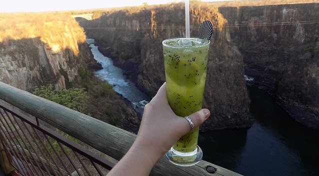 Restaurants in Victoria Falls