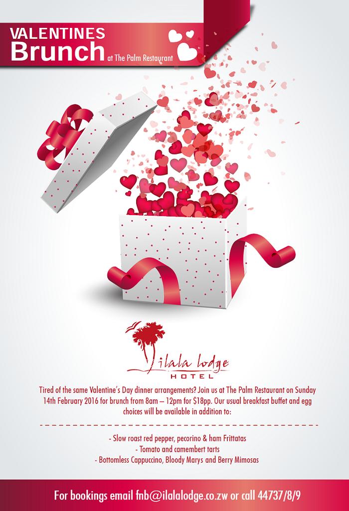 Ilala Lodge Valentine's Day