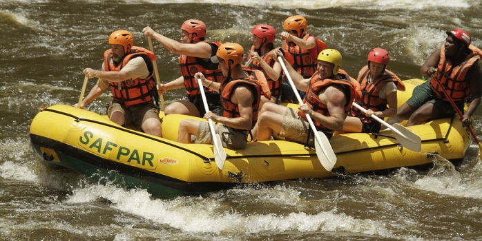 victoria falls white water rafting