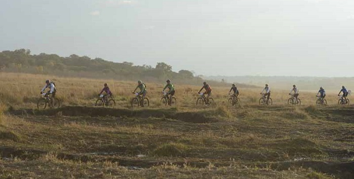 cycling events in victoria falls