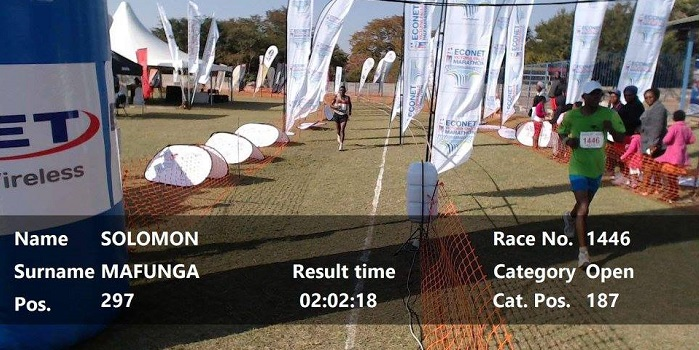 Victoria Falls Marathon Ilala Lodge