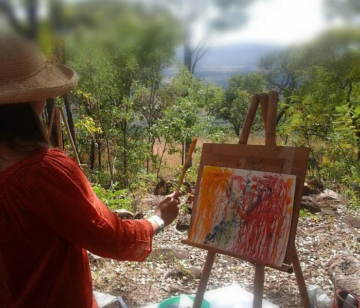 Painting Holiday