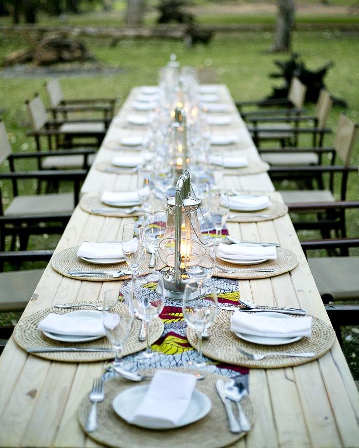 Restaurants in Victoria Falls