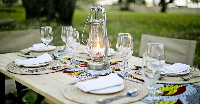 Jetty Dinner Victoria Falls