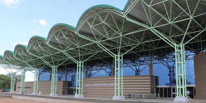 New Airport Victoria Falls