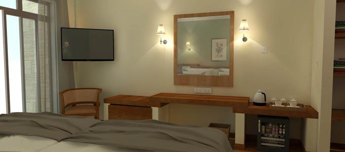 Ilala Lodge Refurbishment