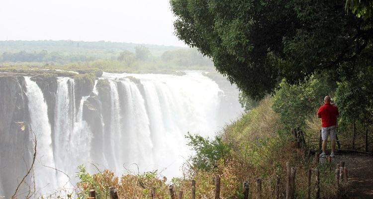 Vic Falls view
