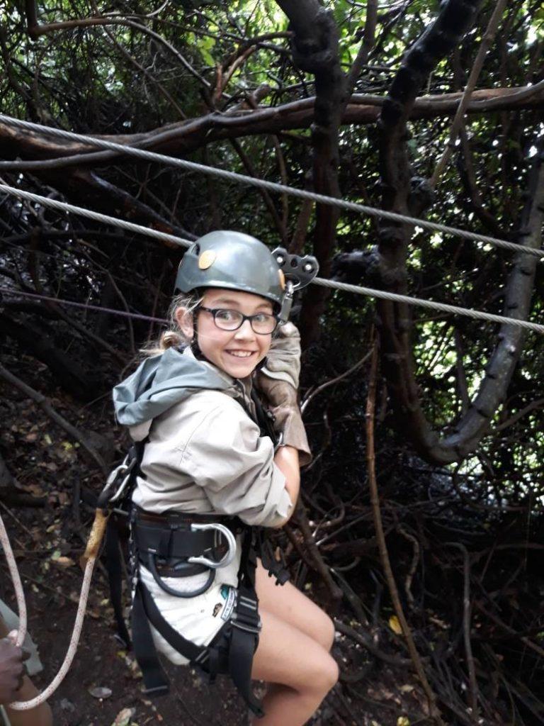 Victoria Falls kids activities