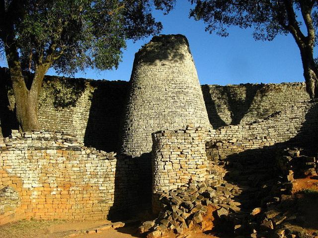 The Great Zimbabwe Ruins, Zimbabwe