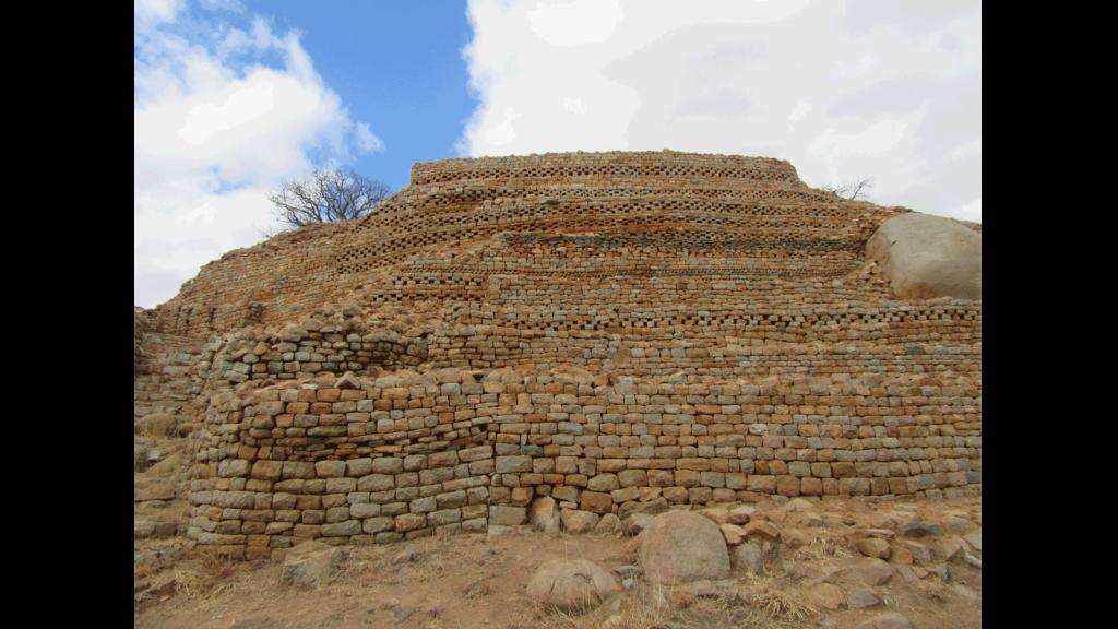 Khami Ruins National Monument, Zimbabwe