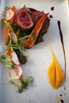 A special culinary guest - Tjaart Walraven