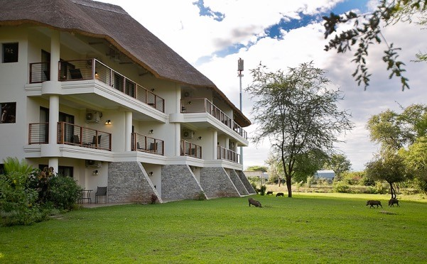 The new Deluxe Wing at Ilala Lodge Hotel