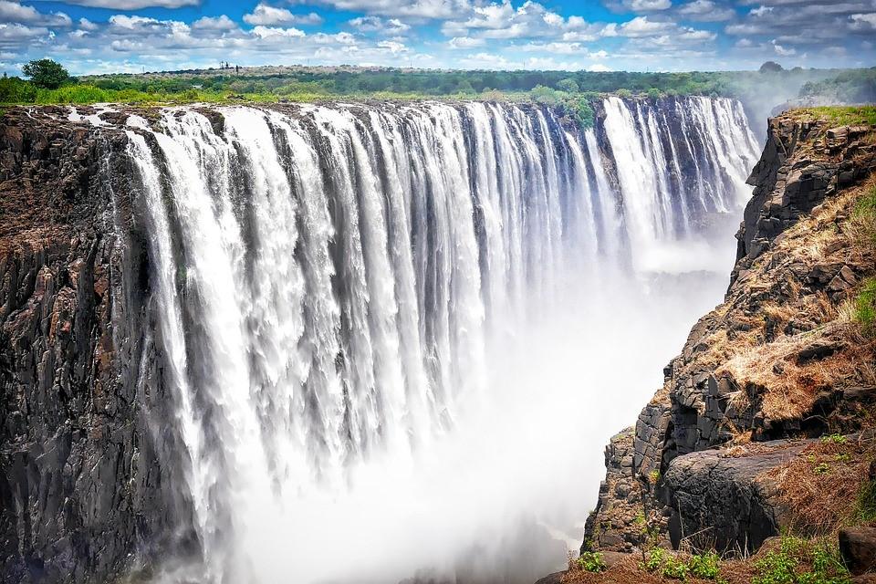 Chasing Waterfalls - Victoria Falls