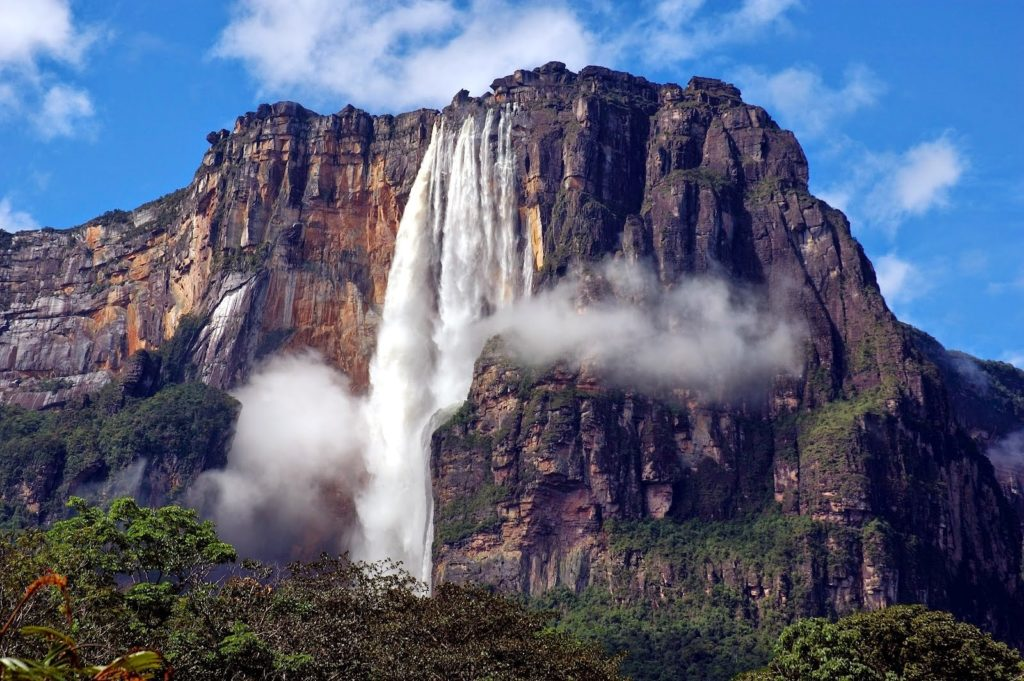 Chasing Waterfalls - Angel Falls