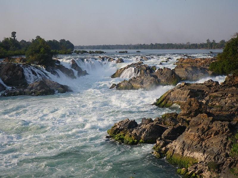 Chasing Waterfalls - Khone Falls