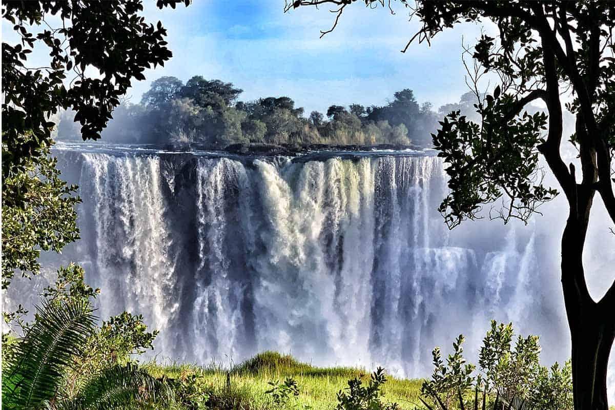 Victoria Falls 2019 December